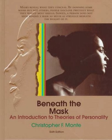 9780155051997: Beneath the Mask: An Introduction to the Theories of Personality