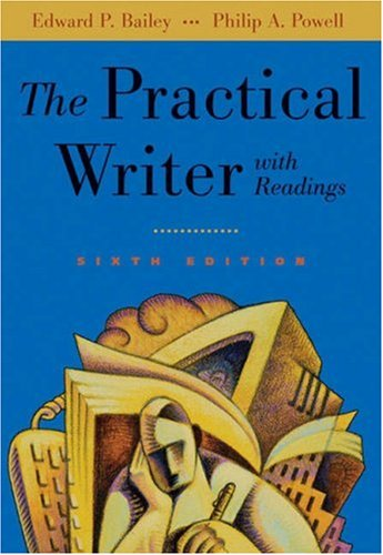 9780155052987: The Practical Writer with Readings