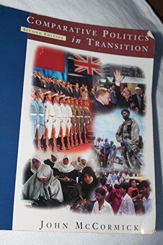 9780155053267: COMPARATIVE POL IN TRANS,2E + (New Horizons in Comparative Politics)