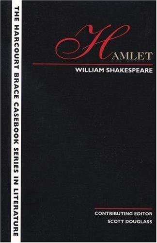 9780155054806: Hamlet (Harcourt Brace Casebook)