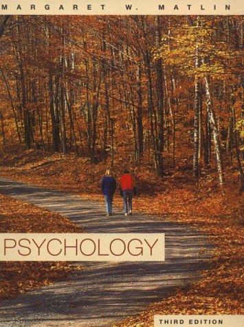 9780155054950: Psychology