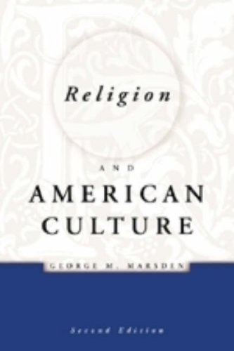 9780155055322: Religion and American Culture