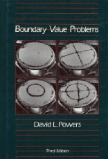 9780155055353: Boundary Value Problems