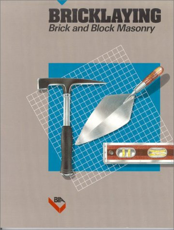 9780155055483: Bricklaying: Brick and Block Masonry