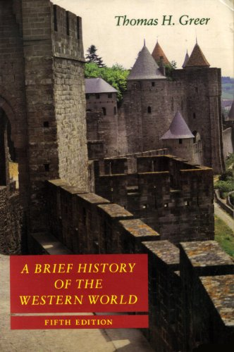 9780155055735: Brief History of the Western World