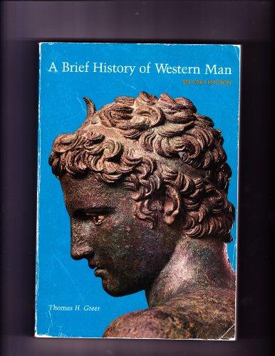 9780155055766: Brief History of Western Man