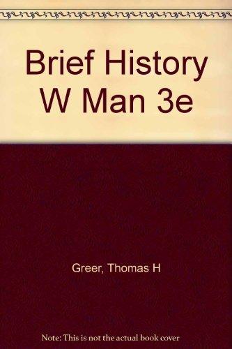 9780155055810: A Brief History of Western Man