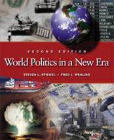 9780155056251: World Politics in a New Era