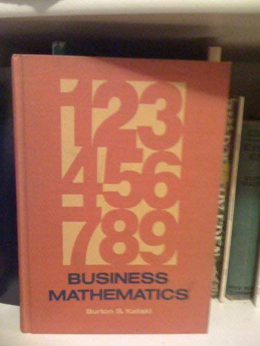 9780155056312: Business Mathematics