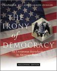 9780155058002: The Irony of Democracy: An Uncommon Introduction to American Politics
