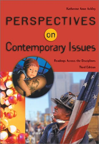 9780155058453: Perspectives on Contemporary Issues