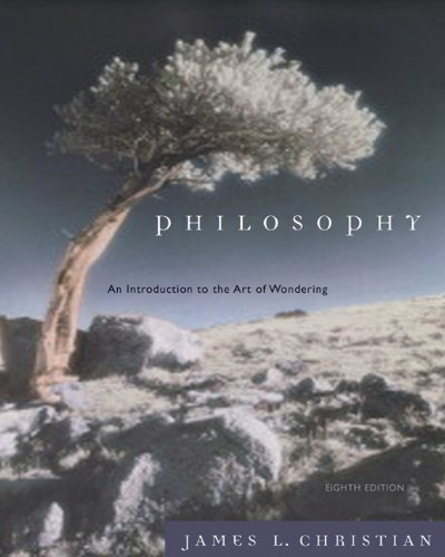 9780155059054: Philosophy With Infotrac: An Introduction to the Art of Wondering