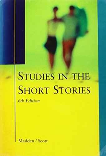 9780155059221: Studies in the Short Story