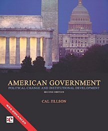 9780155059382: American Government