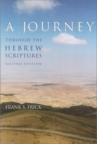 9780155059641: A Journey through the Hebrew Scriptures