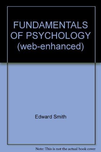 9780155059870: DC: FUNDAMENTALS OF PSYCHOLOGY