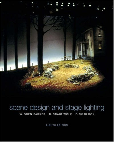 9780155061149: Scene Design and Stage Lighting With Infotrac