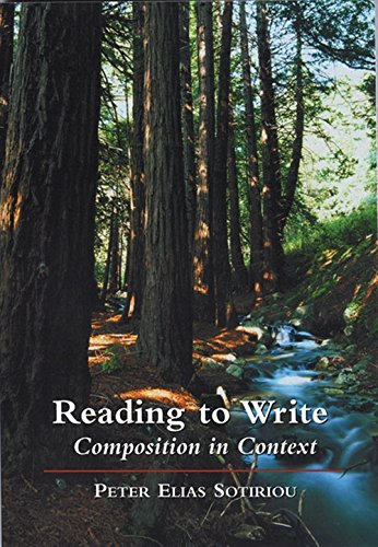 9780155061231: Reading to Write: Composition in Context