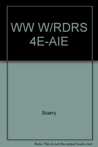 WW W/RDRS 4E-AIE: Scarry