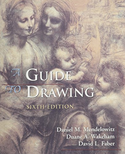 9780155062108: A Guide to Drawing - 6th edition