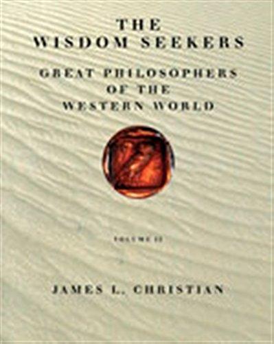 9780155062177: Wisdom Seekers: Great Philosophers of the Western World, Volume II