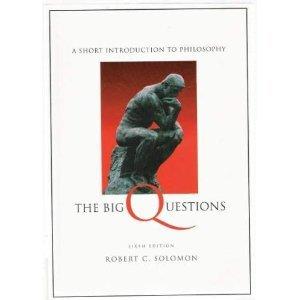9780155063020: Big Questions