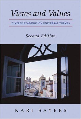 Views and Values : Diverse Readings on: Sayers, Kari