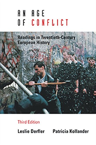 9780155063587: An Age of Conflict: Readings in Twentieth-Century European History