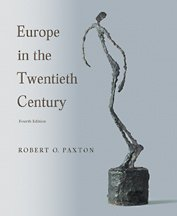 9780155063662: Europe in the 20th Century
