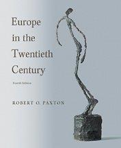 9780155063662: Europe in the Twentieth Century