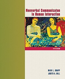 9780155063723: Nonverbal Communication in Human Interaction