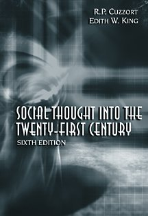 9780155064027: Social Thought into the Twenty-First Century, 6th Edition