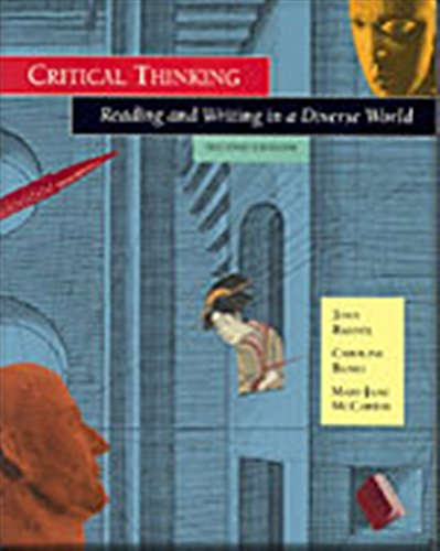 9780155064331: Critical Thinking: Reading and Writing in a Diverse World