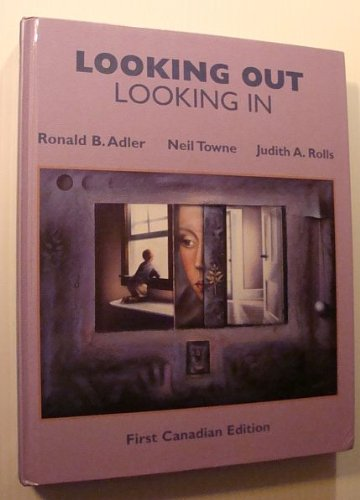 9780155064362: Looking Out, Looking In Canadian Edition