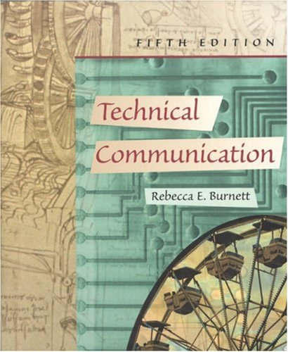 9780155064485: Technical Communication