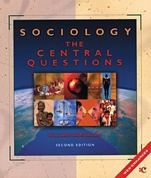 9780155065147: Sociology: The Central Questions