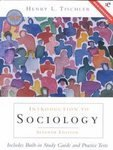 9780155066397: Introduction to Sociology