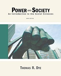 9780155066427: Power and Society: An Introduction to the Social Sciences