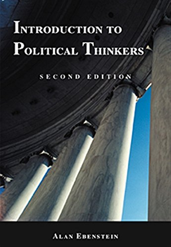 9780155066663: Introduction to Political Thinkers
