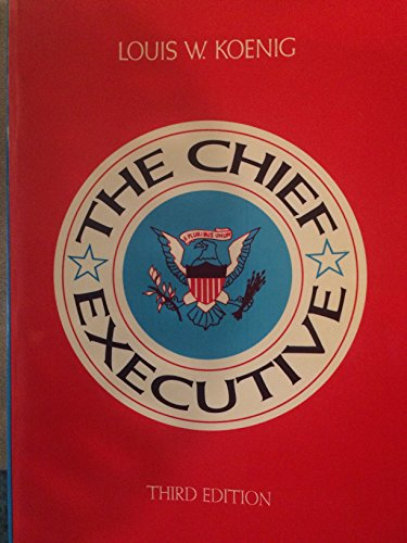 Chief Executive: Louis W. Koenig