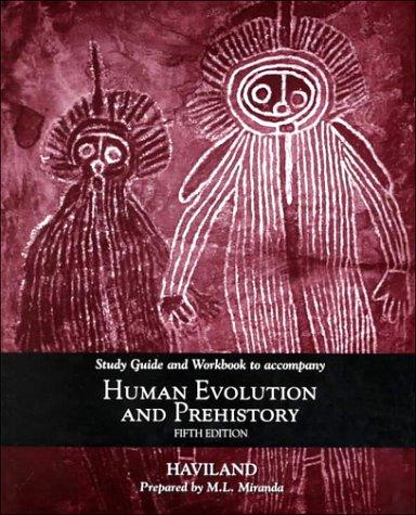9780155067295: Human Evolution and Prehistory