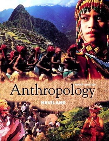 9780155067554: Anthropology