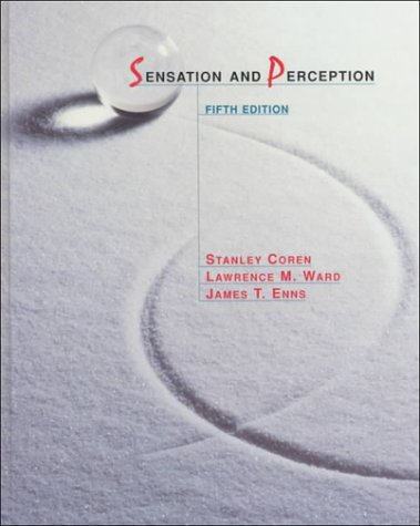 9780155068896: Sensation & Perception