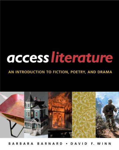 9780155069664: Access Literature: An Introduction to Fiction, Poetry and Drama