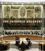 9780155069831: The Informed Argument (with InfoTrac)