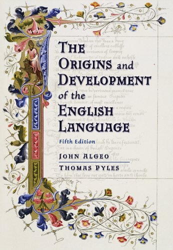 9780155070554: The Origins and Development of the English Language