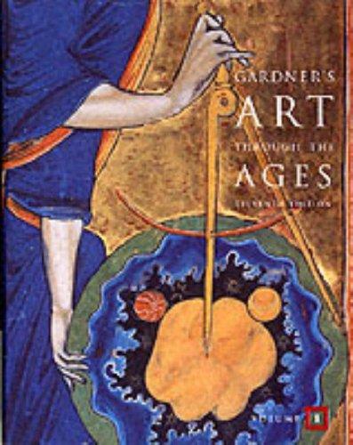 9780155070851: Gardner's Art Through The Ages, Volume I