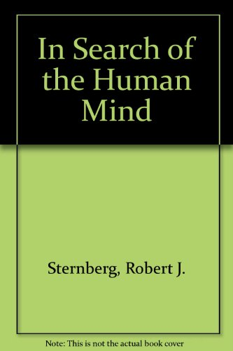9780155071032: In Search of the Human Mind