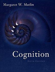 9780155071162: Cognition