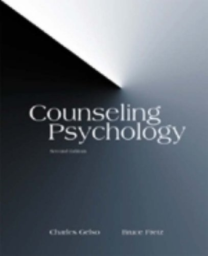9780155071568: Counseling Psychology
